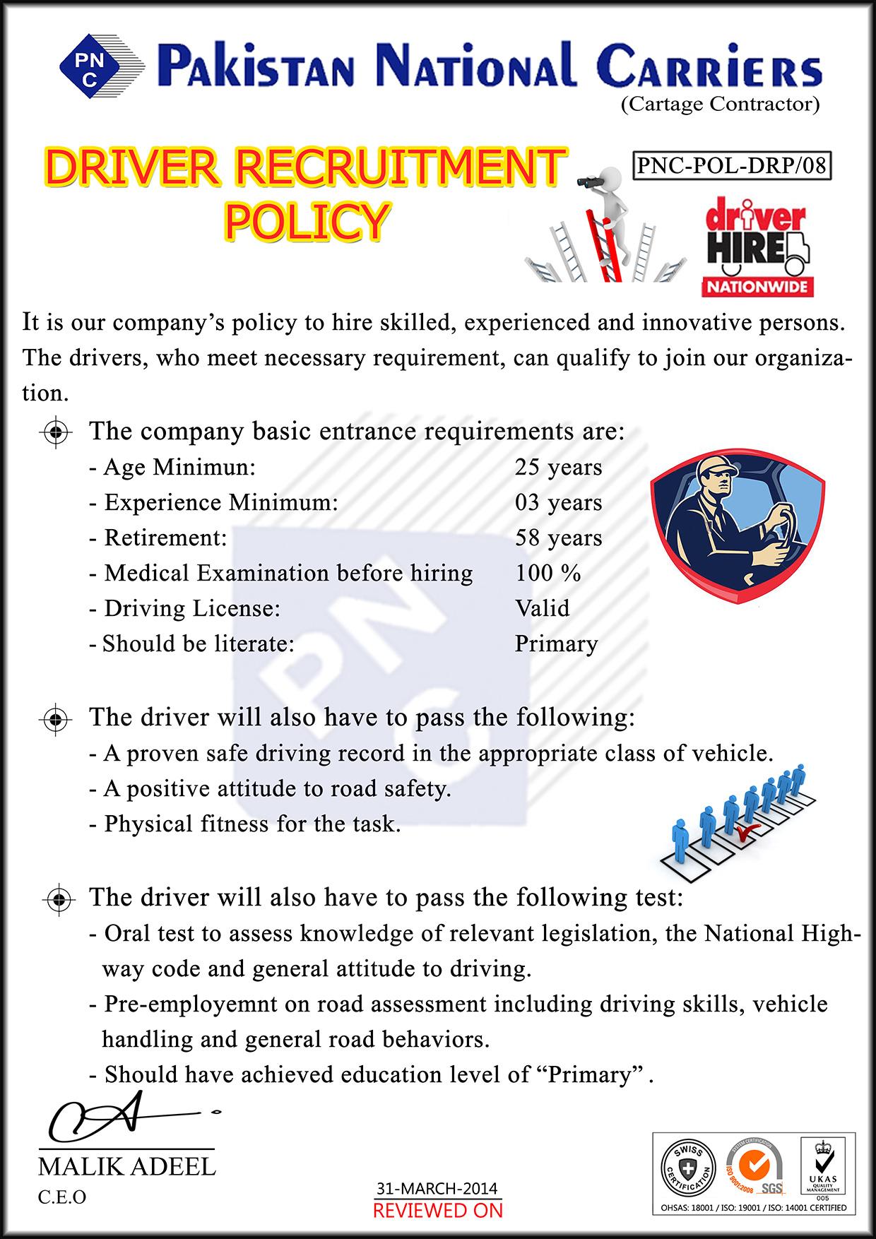 DRIVER-RECRUITMENT-POLICY